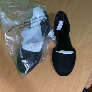 Brand New ASOS Black Flats